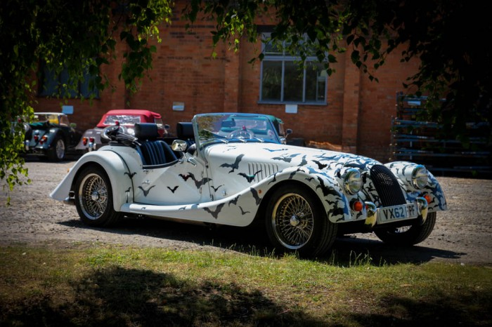 Morgan Roadster 3.7 Review