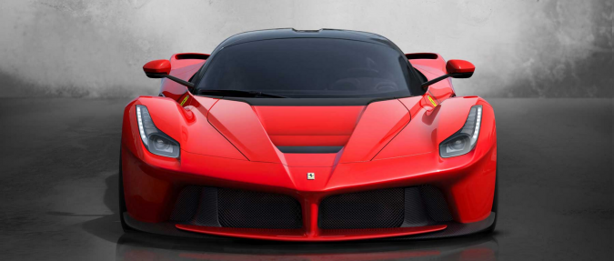 LaFerrari for the Masses