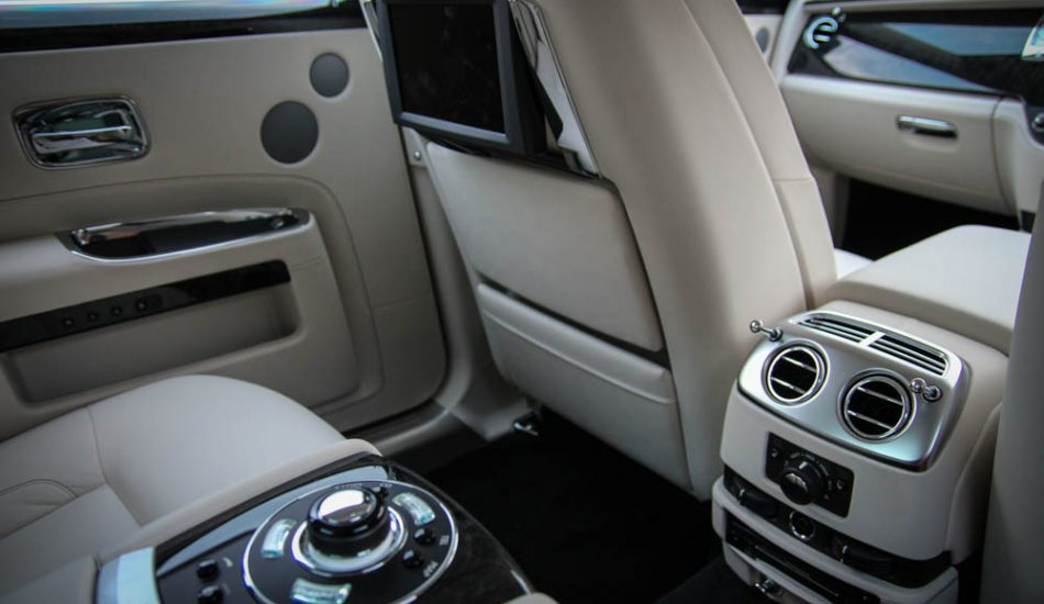 Rolls Royce Ghost Interior 11