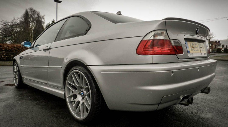 BMW e46 M3 2001 1