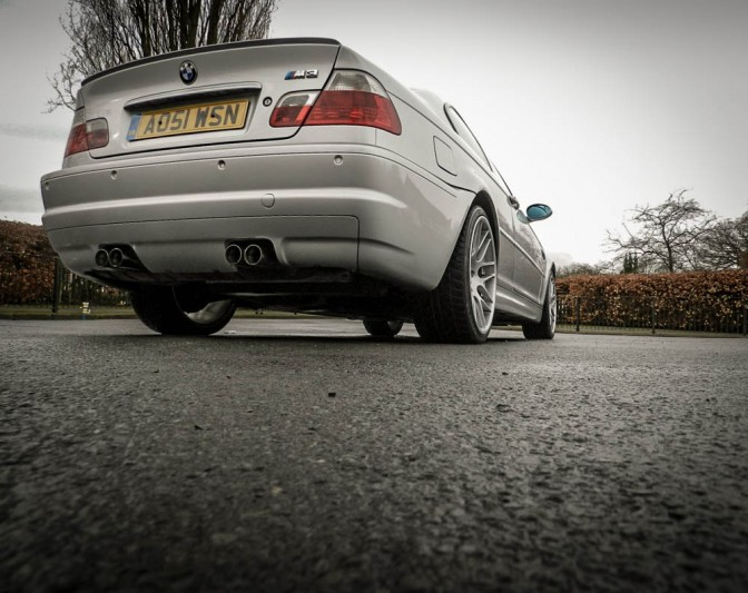 Owning BMW e46 M3