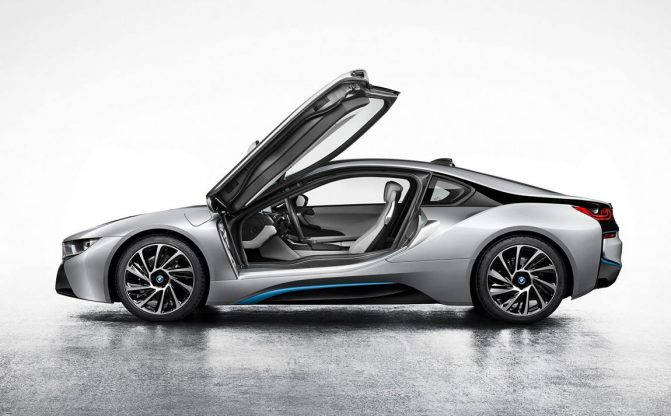 BMW i8 Official Photo G0