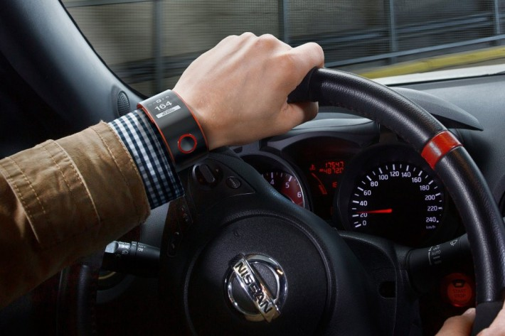 Nismo Concept Watch 1