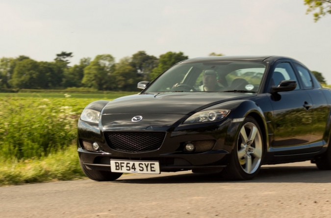 Mazda RX8 Review