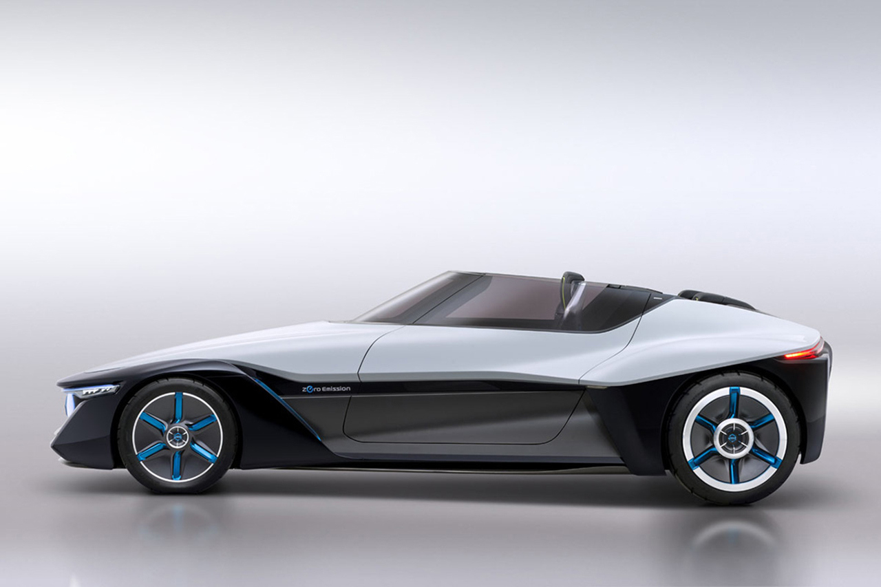 nissan bladeglider  u2013 road going version of the zeod rc