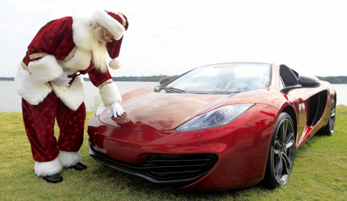 Top car gifts for christmas