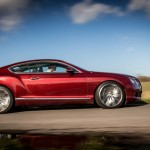 Bentley Continental GT Speed Outdoors 1