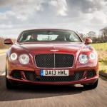 Bentley Continental GT Speed Outdoors 10
