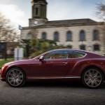 Bentley Continental GT Speed Outdoors 102