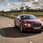 Bentley Continental GT Speed Outdoors 103