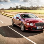 Bentley Continental GT Speed Outdoors 106