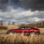 Bentley Continental GT Speed Outdoors 11