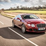 Bentley Continental GT Speed Outdoors 15