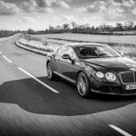 Bentley Continental GT Speed Outdoors 17