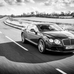 Bentley Continental GT Speed Outdoors 18