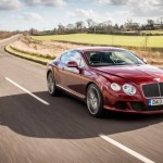 Bentley Continental GT Speed Outdoors 19