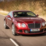 Bentley Continental GT Speed Outdoors 21