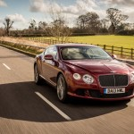 Bentley Continental GT Speed Outdoors 23