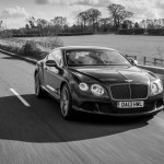 Bentley Continental GT Speed Outdoors 24
