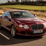 Bentley Continental GT Speed Outdoors 26