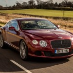 Bentley Continental GT Speed Outdoors 27
