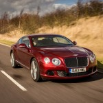 Bentley Continental GT Speed Outdoors 29