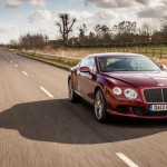 Bentley Continental GT Speed Outdoors 31