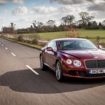 Bentley Continental GT Speed Outdoors 33