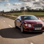 Bentley Continental GT Speed Outdoors 34