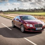 Bentley Continental GT Speed Outdoors 35