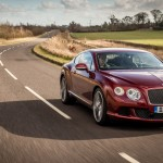 Bentley Continental GT Speed Outdoors 37