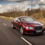 Bentley Continental GT Speed Outdoors 38