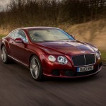 Bentley Continental GT Speed Outdoors 40