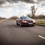 Bentley Continental GT Speed Outdoors 41