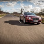 Bentley Continental GT Speed Outdoors 42