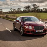 Bentley Continental GT Speed Outdoors 43