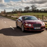 Bentley Continental GT Speed Outdoors 44