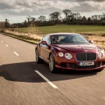 Bentley Continental GT Speed Outdoors 45