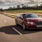 Bentley Continental GT Speed Outdoors 46