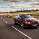 Bentley Continental GT Speed Outdoors 48