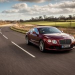 Bentley Continental GT Speed Outdoors 49