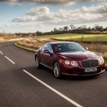 Bentley Continental GT Speed Outdoors 50