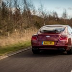 Bentley Continental GT Speed Outdoors 51