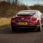 Bentley Continental GT Speed Outdoors 52