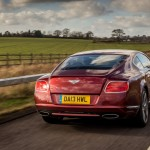 Bentley Continental GT Speed Outdoors 53