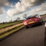 Bentley Continental GT Speed Outdoors 56