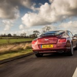 Bentley Continental GT Speed Outdoors 57