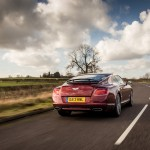 Bentley Continental GT Speed Outdoors 58