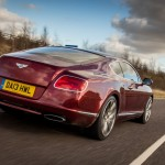 Bentley Continental GT Speed Outdoors 59