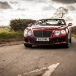 Bentley Continental GT Speed Outdoors 6